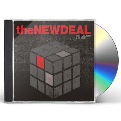 New Deal LIVE: TORONTO 7-16-2009 CD