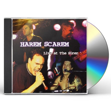 Harem Scarem LIVE AT THE SIREN CD