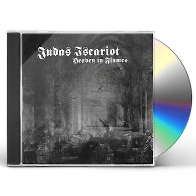 Judas Iscariot HEAVEN IN FLAMES CD