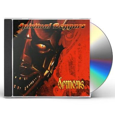 Spiritual Beggars DEMONS CD