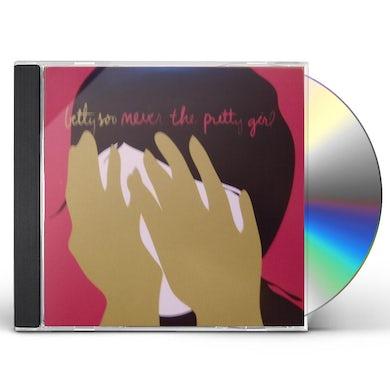 Bettysoo NEVER THE PRETTY GIRL CD