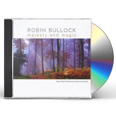 Robin Bullock MAJESTY & MAGIC CD