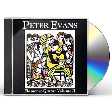 Peter Evans FLAMENCO GUITAR 2 CD