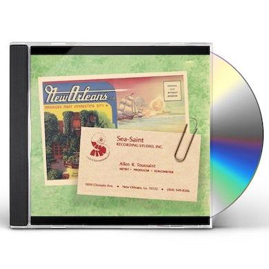 Allen Toussaint ARTIST PRODUCER SONGWRITER CD