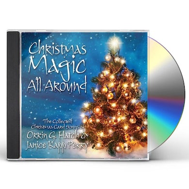 Janice Kapp Perry CHRISTMAS MAGIC ALL AROUND CD