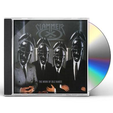 Slammer WORK OF IDLE HANDS CD