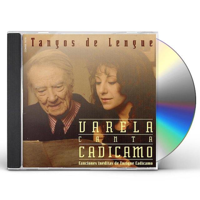 Adriana Varela TANGOS DE LENGUE CD