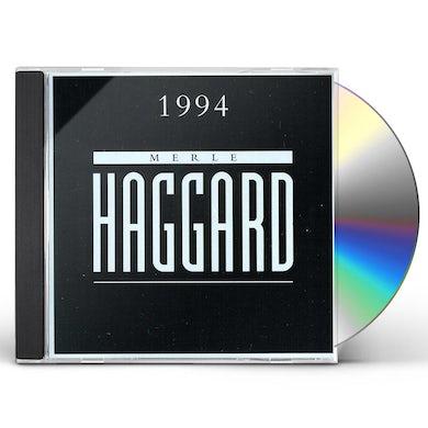 MERLE HAGGARD 1994 CD