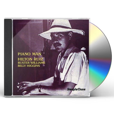 Buster Williams PIANO MAN CD