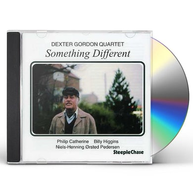 Dexter Gordon SOMETHING DIFFERENT CD