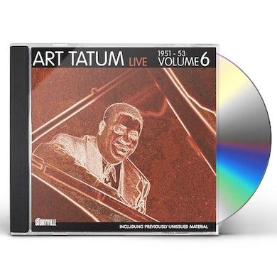 Art Tatum LIVE 1951-1953 6 CD