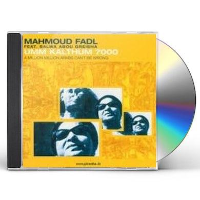 Mahmoud Fadl UMM KALTHUM 7000 CD