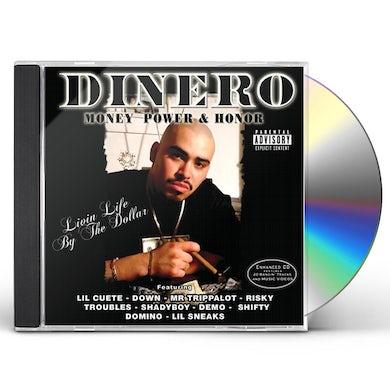 Dinero MONEY POWER & HONOR CD