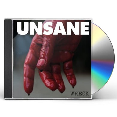Unsane WRECK CD