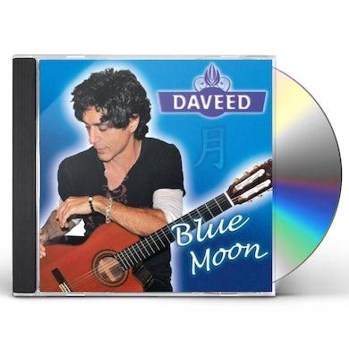 Daveed BLUE MOON CD