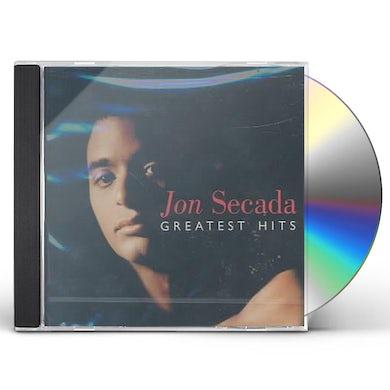 Jon Secada GREATEST HITS CD