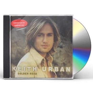 Keith Urban GOLDEN ROAD CD