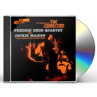 Freddie Redd MUSIC FROM THE CONNECTION CD