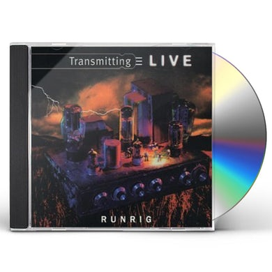 Runrig TRANSMITING LIVE CD