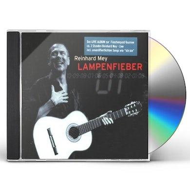 Reinhard Mey LAMPENFIEBER CD