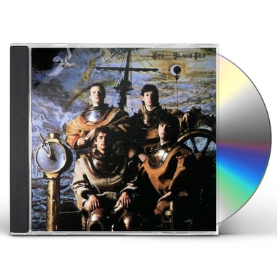 XTC BLACK SEA (LP-FACSIMILE) CD