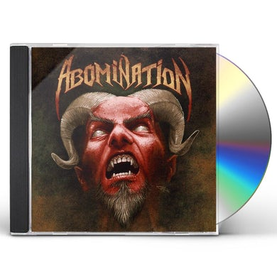 ABOMINATION/TRAGEDY STRIKES (RE-RELEASE) CD