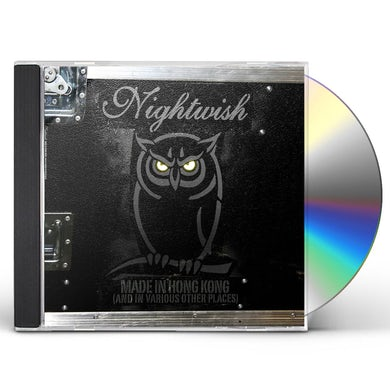 Nightwish MADE IN HONG KONG (AND IN VARIOUS OTHER PLACES) CD
