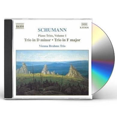SCHUMANN: PIANO TRIOS: OPP.63 & 80 CD