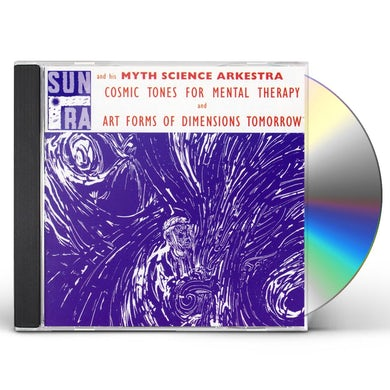 COSMIC TONES FOR MENTSun RaL THERAPY / ART FORMS OF CD