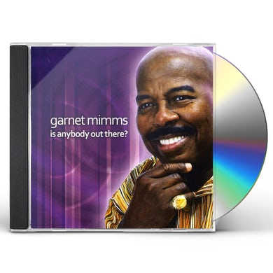 Garnet Mimms IS ANYBODY OUT THERE CD