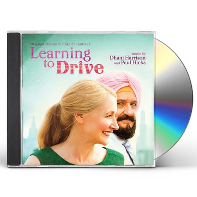 Dhani Harrison / Paul Hicks LEARNING TO DRIVE / Original Soundtrack CD