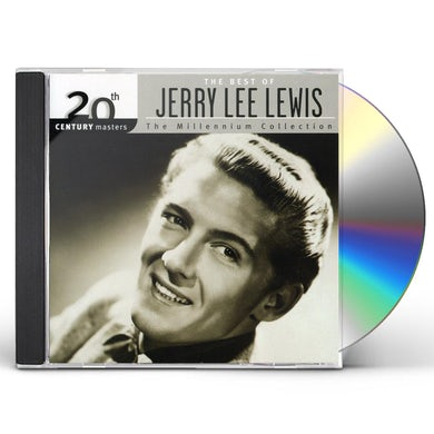 Jerry Lee Lewis 20TH CENTURY MASTERS: COLLECTION CD