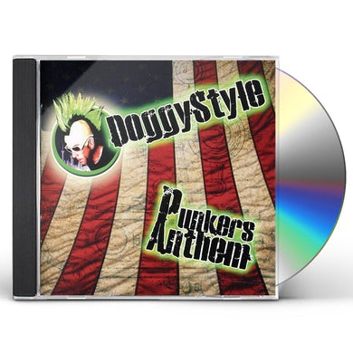 Doggy Style PUNKERS ANTHEM CD