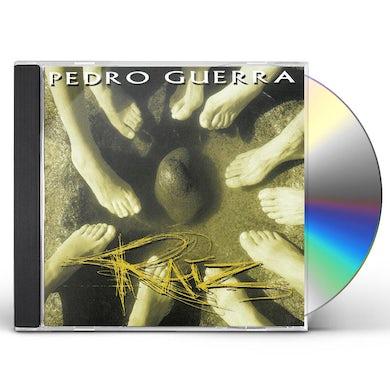 Pedro Guerra RAIZ CD