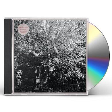 Papercuts Parallel Universe Blues CD