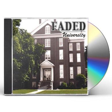 Faded UNIVERSITY CD