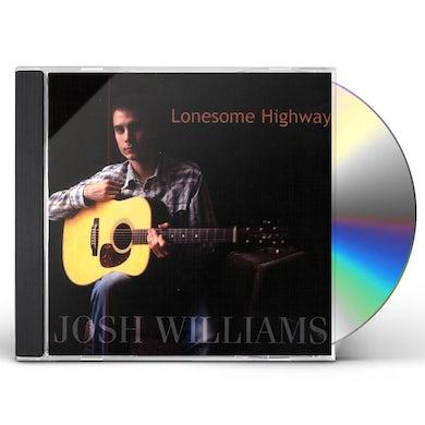 LONESOME HIGHWAY CD