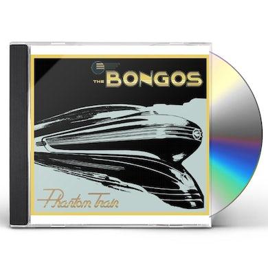 Bongos PHANTOM TRAIN CD