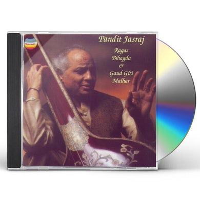 Pandit Jasraj RAGAS BIHAGDA CD
