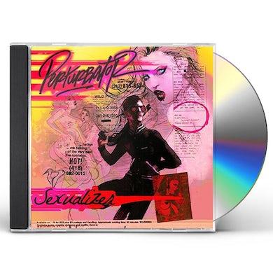 Perturbator SEXUALIZER CD