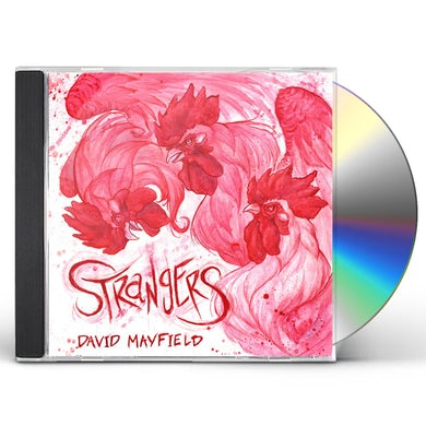 David Mayfield STRANGERS CD