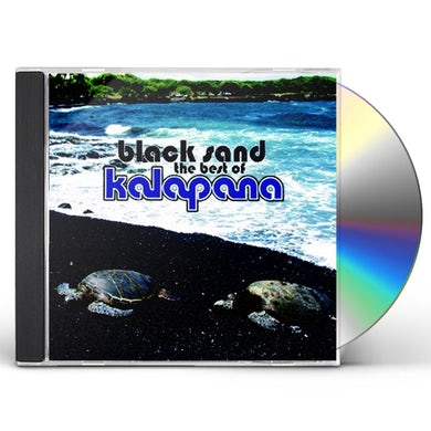 BLACK SAND: THE BEST OF KALAPANA CD