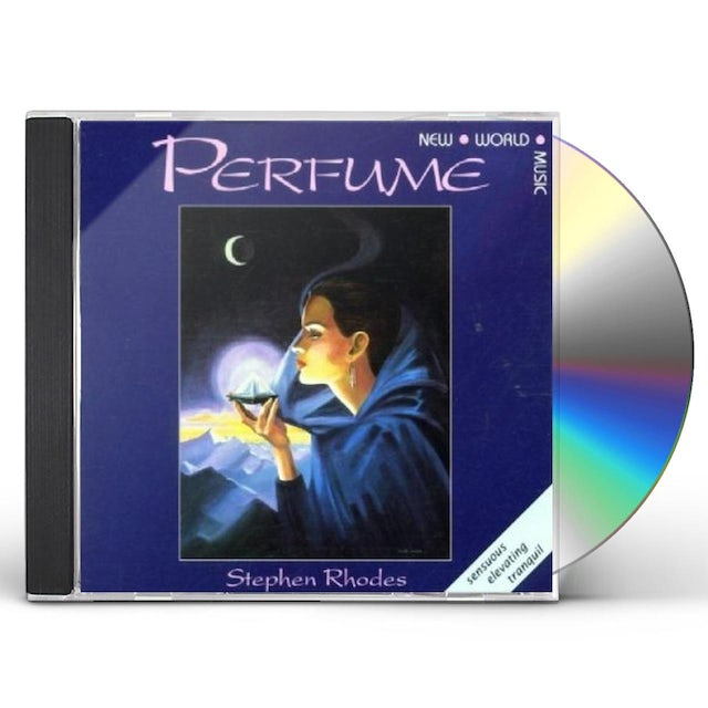 Stephen Rhodes PERFUME CD