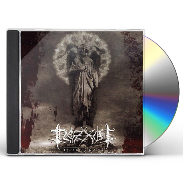 Nazxul ICONOCLAST CD