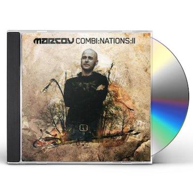 Marco V COMBI: NATIONS 2 CD
