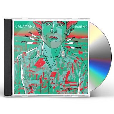 Andres Calamaro BOHEMIO CD