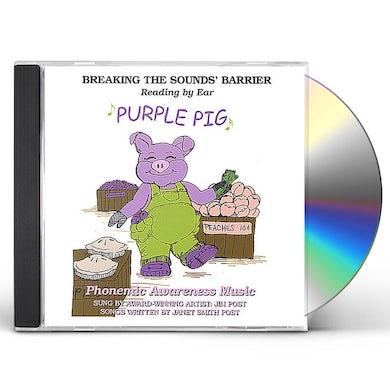 Jim Post PURPLE PIG CD