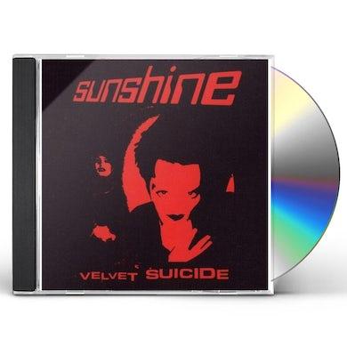 Sunshine VELVET SUICIDE CD