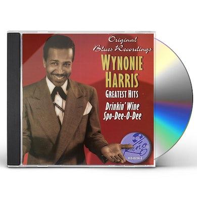 Wynonie Harris GREATEST HITS CD