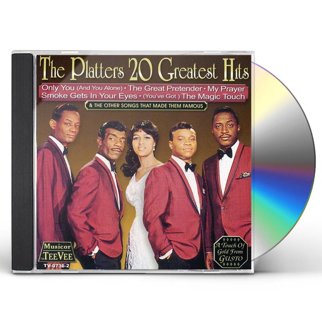 Platters 20 Greatest Hits Cd
